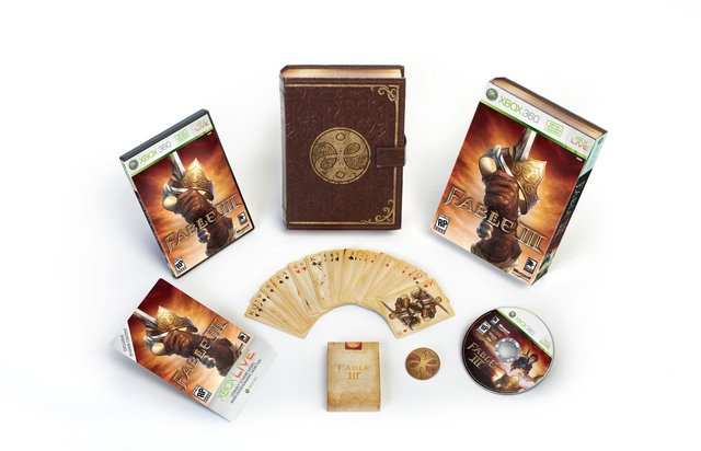 Fable III Collector's Edition